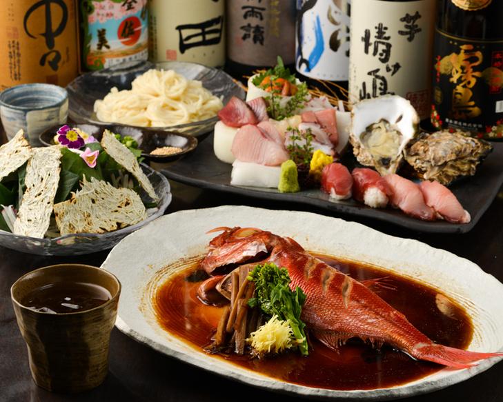 和食と日本酒の店